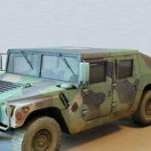 Military Humvee Camouflage