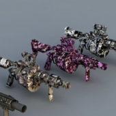Weapon Milkor Grenade Launcher