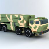 Vehicle Missile Launcher