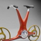 Modern Fashion Bicycle Design