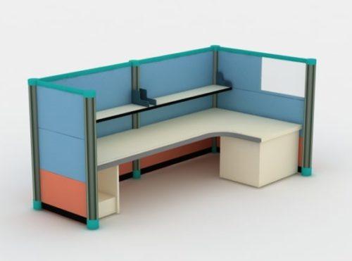 Modern Furniture Office Cubicle