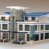 Modern Town House Design