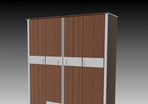 Modern Fitted Wardrobe Furniture