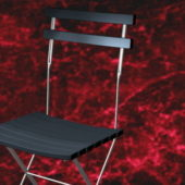 Home Furniture Metal Dining Chair