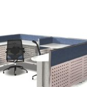 Modern Furniture Office Cubicles Workstation