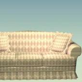 Modern Furniture Rustic Sofa