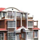 Modern Townhouse Design Module