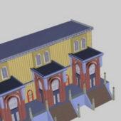 Modern City Townhouses