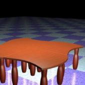 Furniture Modular Coffee Table