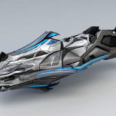 Sci-fi Vehicle Accelerator