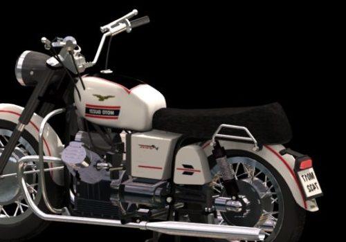 Moto Dual-sport Motorcycle