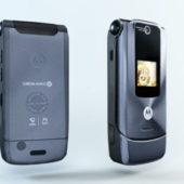 Motorola W510 Phone