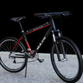Mountain Bicycle Design