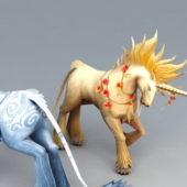 Legend Mythical Unicorns