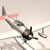 Nakajima A6m2-n Japan Aircraft