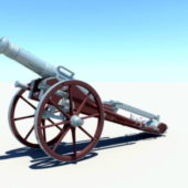 French Napoleon Cannon Weapon