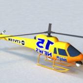Utilities Helicopter