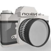 Nikon Dslr Camera Design