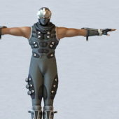 Ninja Assassin Character