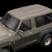 Nissan Patrol 2-door Vehicle