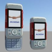 Nokia 5300 Phone