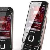 Nokia Smartphone Slide Style