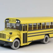 Usa School Bus