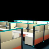Office Furniture Cubicles And Partitions Systems