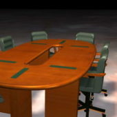 Office Furniture Meeting Desk Chairs