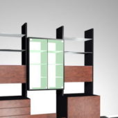 Office Furniture Wall Units Design