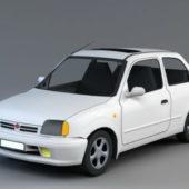 Old Fiat Car