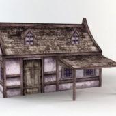 Old Vintage Folk House