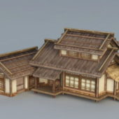 Ancient Japanese House