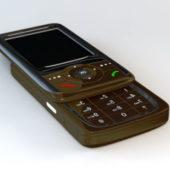 Old Slide Smart Phone