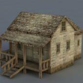 Old Brick Wood House
