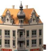 Old European Town House