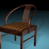 Old Furniture World Style Dining Chair