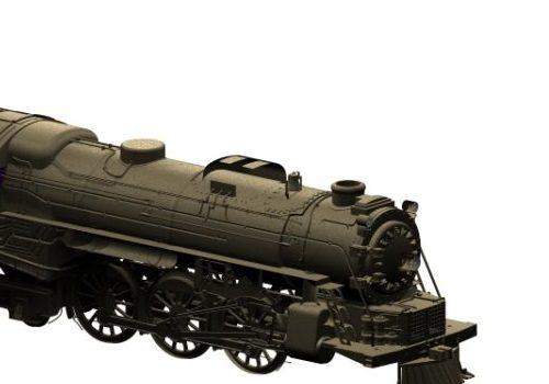 Vehicle Oldest Steam Locomotive
