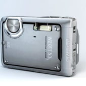 Olympus Stylus Camera