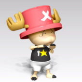 One Piece Chopper Character