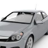 Grey Opel Adam Car