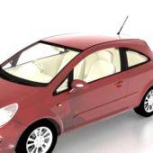 Opel Corsa Car