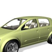 Opel Signum Car