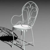 Garden Metal Chair