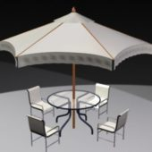 Outdoor Furniture Patio Set