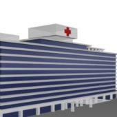 Hospital Service Building