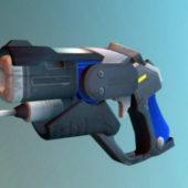 Ziegler Blaster Pistol Gun