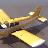 Pa-28 Cherokee Light Military Aircraft