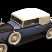 Packard Eight 2-door Roadster Vehicle