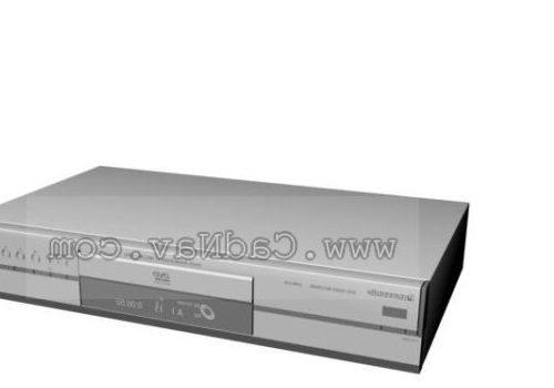 Electronic Panasonic Dvd Video Recorder